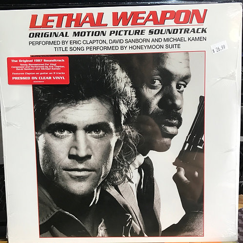 Lethal Weapon OST