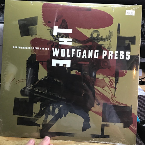 The Wolfgang Press Unremembered
