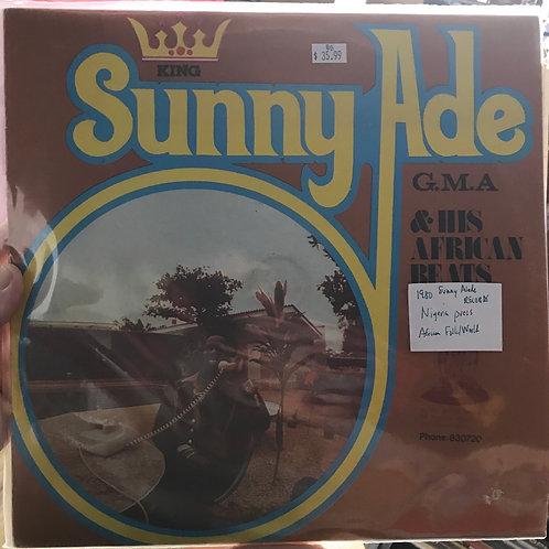 King Sunny Ade GMA & His African Beats