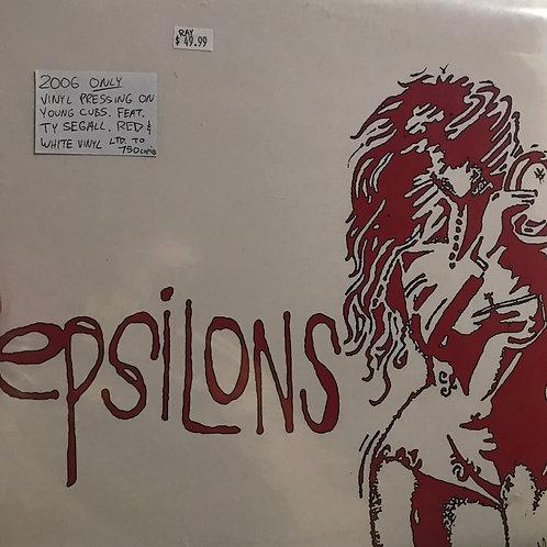 Epsilons 2006 Red/White vinyl