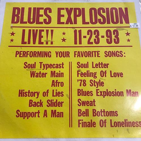 Jon Spencer Blues Explosion Live 11-23-93