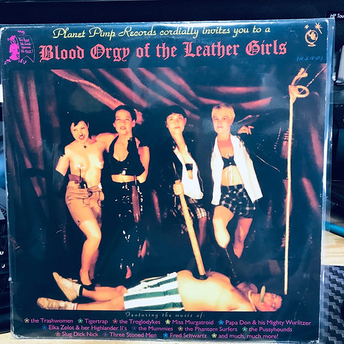 Various Artists - OST Blood Orgy of the Leather Girls