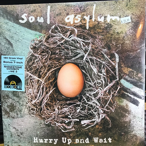 Soul Asylum Hurry Up & Wait