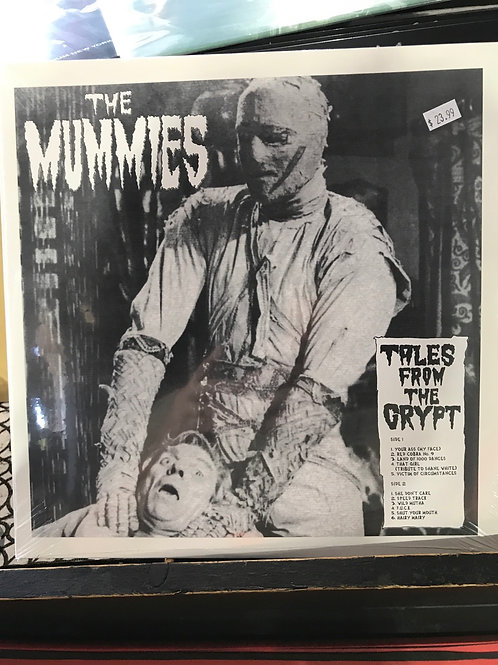The Mummies Tales from the Crypt