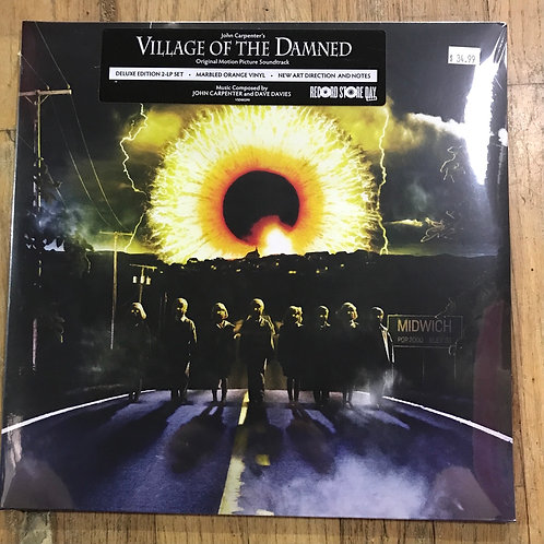 Village of the Damned OST