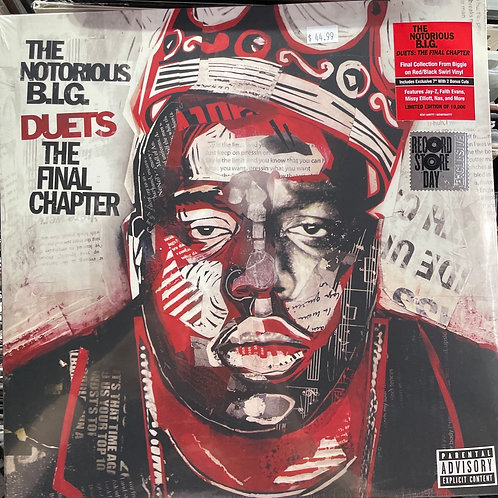 The Notorious B.I.G Duets The Final Chapter