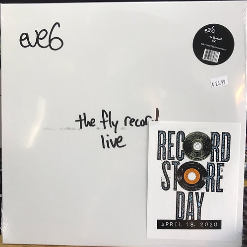 Eve 6 The Fly Record Live