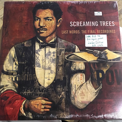 Screaming Trees Last Words sealed