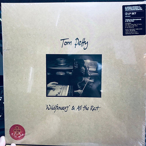 Tom Petty Wildflowers and all the Rest 3LP