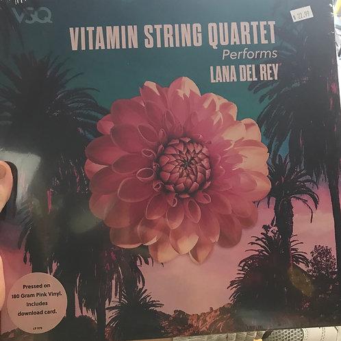 Vitamin String Quartet performs Lana Del Rey