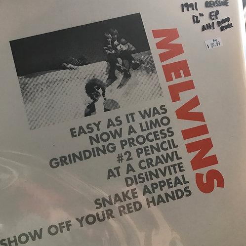 "Melvins 1991 12"" reissue EP"