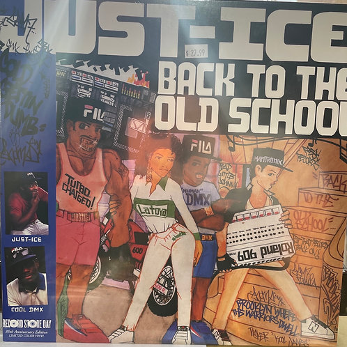 Just-Ice Back to the Old School