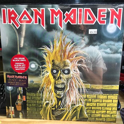 Iron Maiden 180gram Reissue