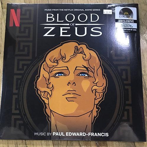 Blood of Zeus OST Netflix