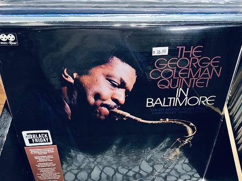 George Coleman Quintet in Baltimore