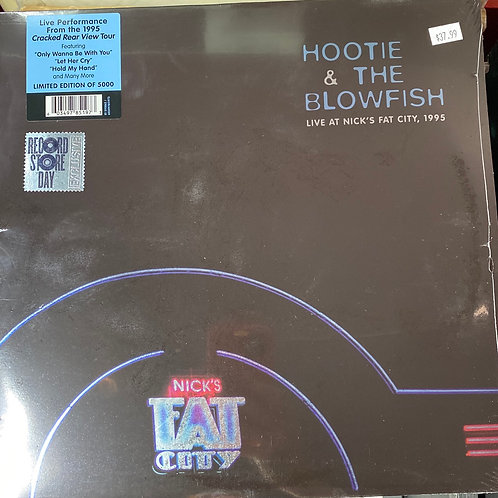 Hootie & The Blowfish Live at Nick's Fat City, 1995