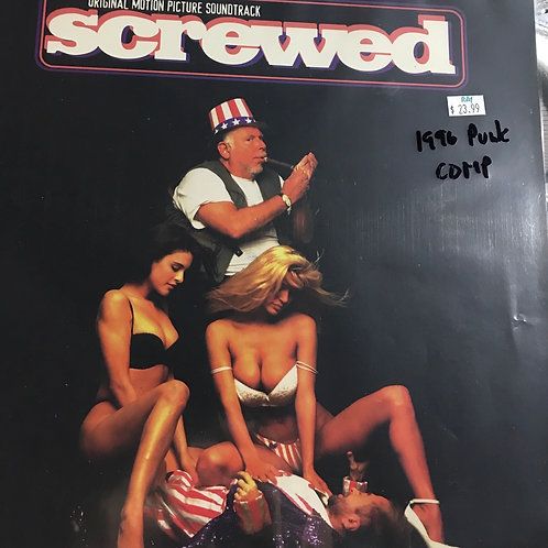 "OST ""Screwed"" 1996 punk comp"