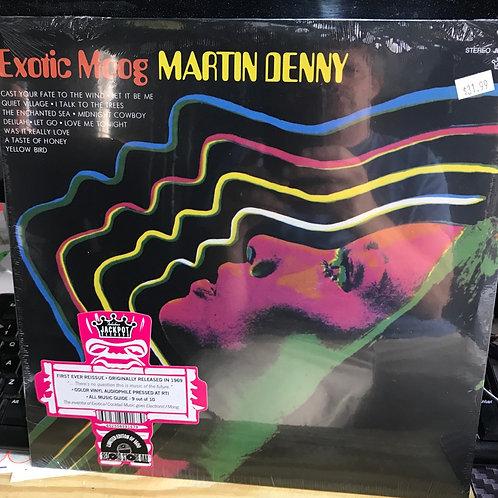 Martin Denny Exotic Mood