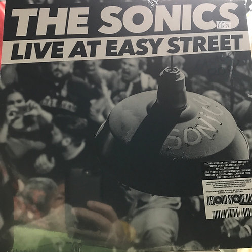 The Sonics Live at Easy Street