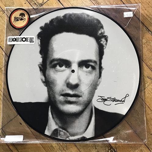Joe Strummer picture disc