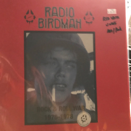 Radio Birdman Rock & Roll War 1976-78