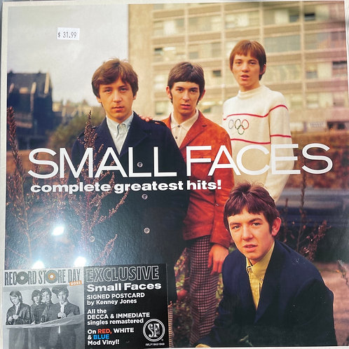 Small Faces Complete