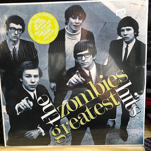 The Zombies Greatest Hits (mono mostly)