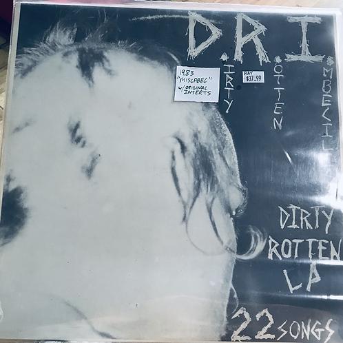 D R I Dirty Rotten LA