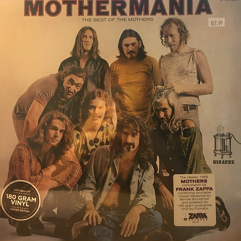 Frank Zappa and the Mothers of  Invention - Mothermania: The Best of the Mothers