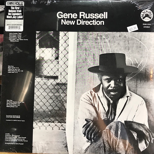 Gene Russell New Direction