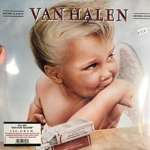 Van Halen 1984 180gram