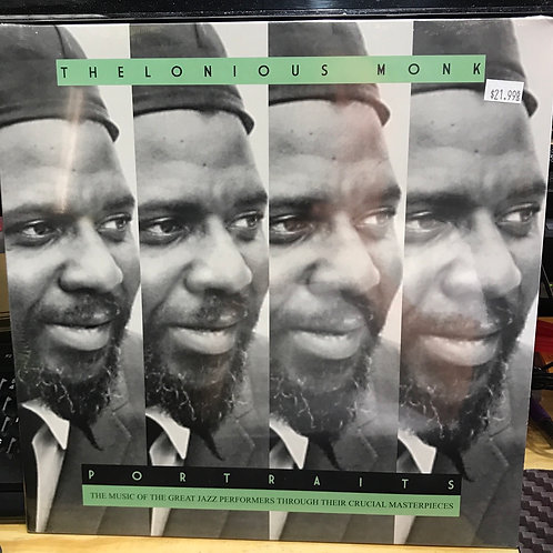 Thelonious Monk Portraits