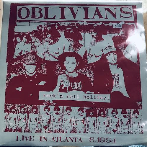Oblivians Rock n Roll Holiday