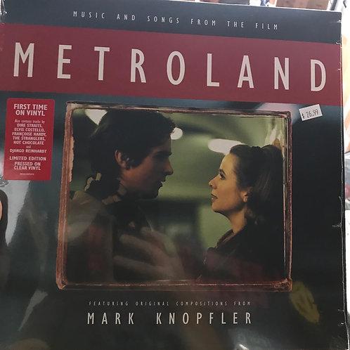 OST Metroland Knofler