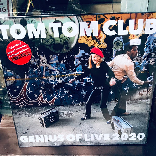 Tom Tom Club Genius of Live 2020