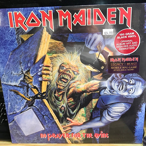Iron Maiden In Prayer for the Dying