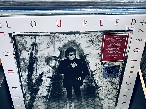 Lou Reed Magic and Loss