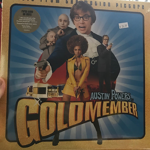 OST Austin Powers Goldmember