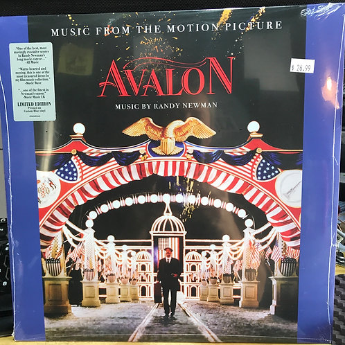 OST Avalon Randy Newman