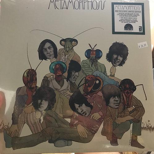 Rolling Stones Metamorphosis Green Vinyl