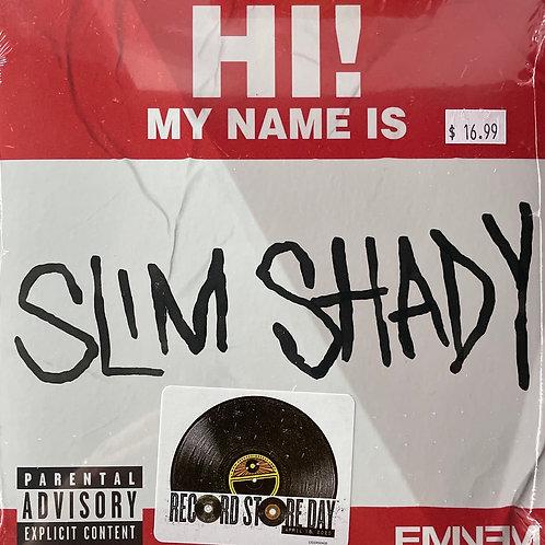 """Eminem - Hi My Name is Slim Shady - 7"""""""
