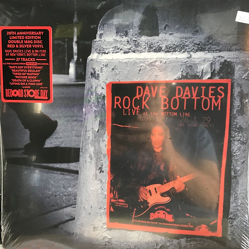 Dave Davies Live & On Fire