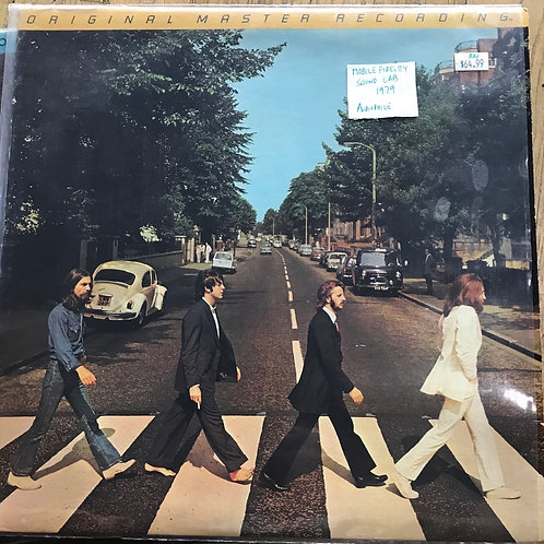 MFSL 1979 Beatles Abbey Road Audiophile