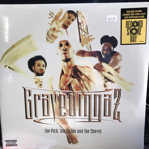 Gravediggaz The Pick the Sickle and the Shovel