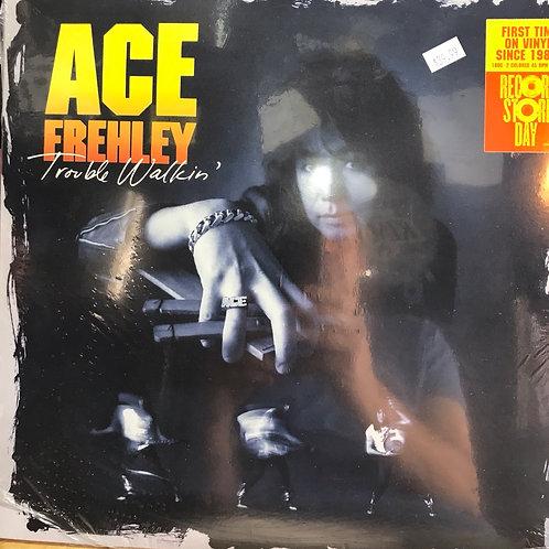 Ace Frehley Trouble Walkin