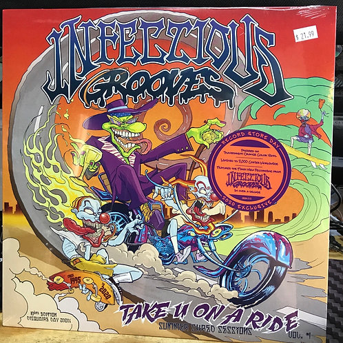 Infectious Grooves Take U on a Ride
