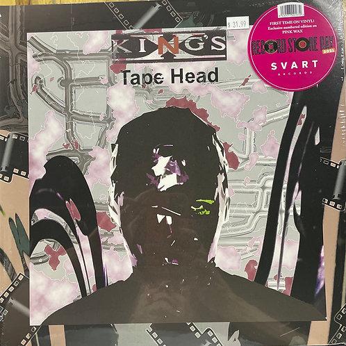 Kings X Tape Head