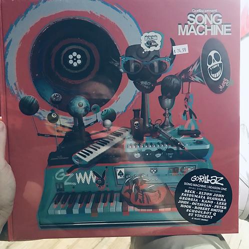 Gorillaz Song Machine Season One