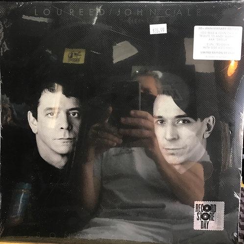 Lou Reed John Cale Songs for Drella