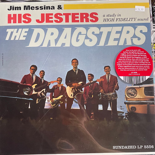 Jim Messina & his Jesters - The Dragsters